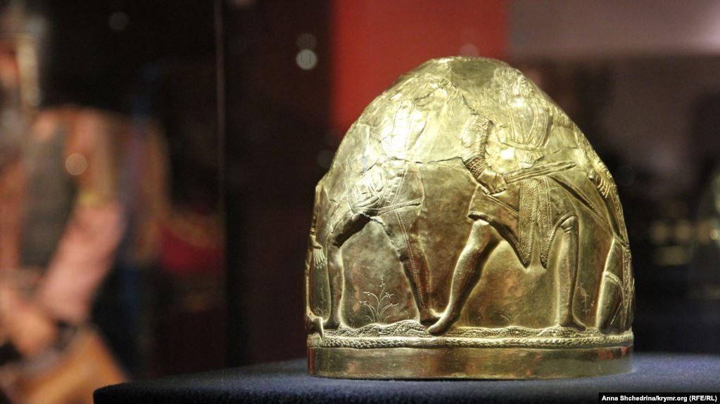 країна очікує об'єктивного розгляду справи про скіфське золото Амстердамським судом – Кулеба