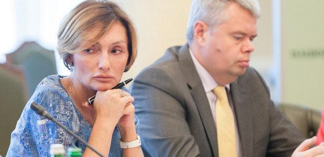 Рада НБУ оголосила догану і висловила недовіру Рожковій та Сологубу