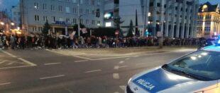 У Вроцлаві відбувається масовий протест проти заборони абортів (фото)