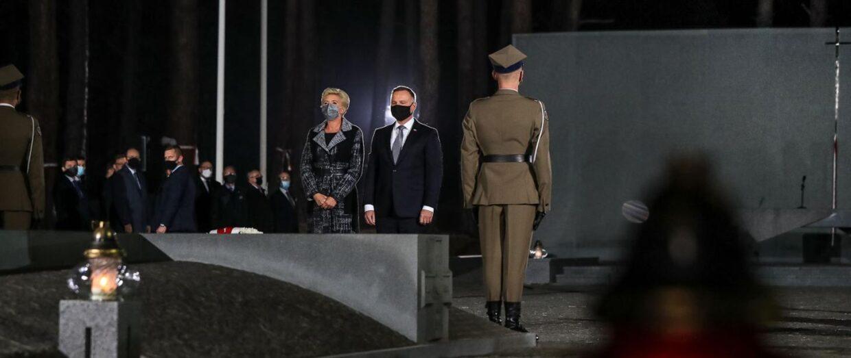 Відзначення 80-ї річниці Катинського злочину за участі Президентської Пари