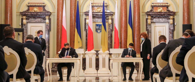 Спільна заява Президентів Польщі та України