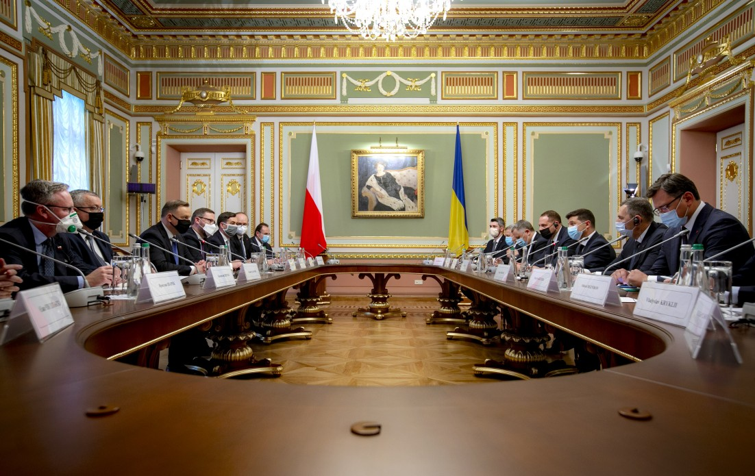 Volodymyr Zelenskyy: Ukraine and Poland can restore the positive dynamics of bilateral trade
