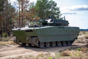 Poland tests next-generation combat vehicle