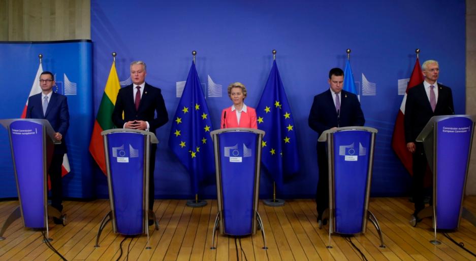 720 мільйонів євро на з'єднання енергетичної мережі країн Балтії з Польщею