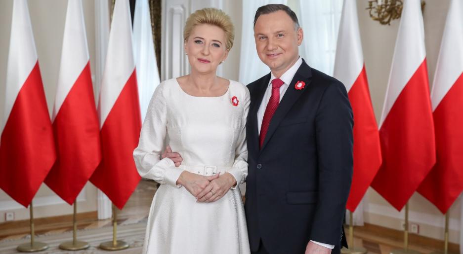 Сьогодні починається візит Президентської пари Польщі в Україну