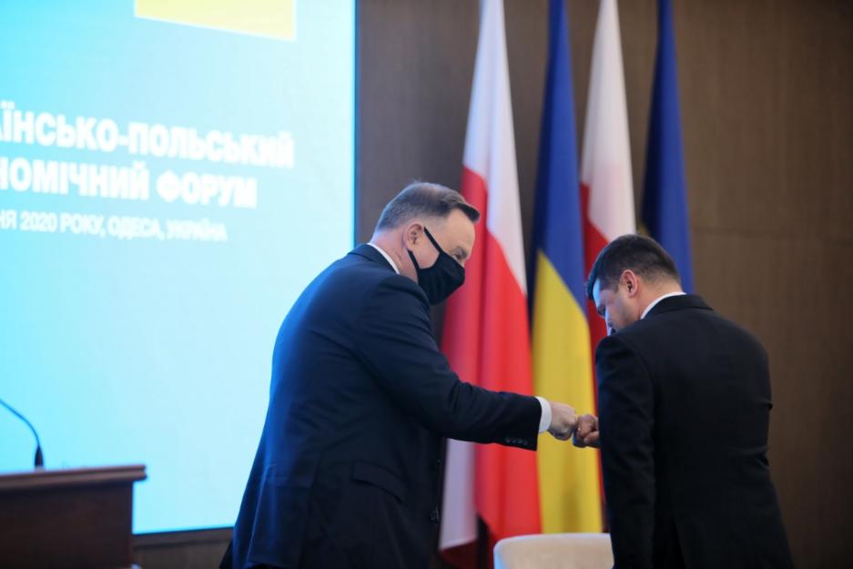 Голова МЗС України: Ми намагаємося деполітизувати питання історичної пам'яті