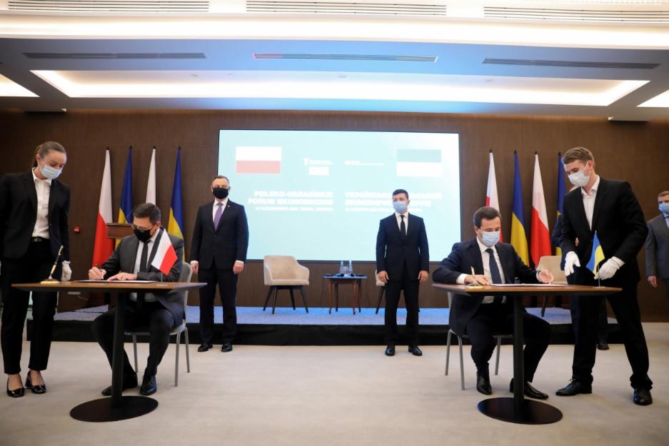 В Одесі підписали угоду про розвиток співпраці між портами України та Польщі