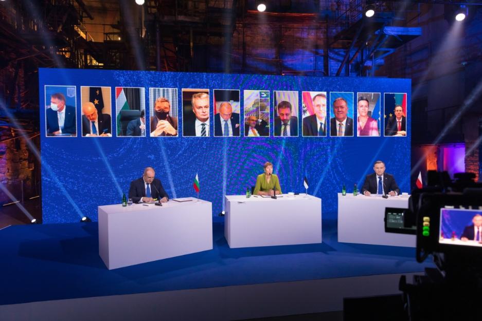 У Таллінні відбувається саміт Ініціативи Тримор'я
