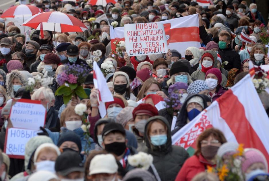 До Польщі в гуманітарному режимі приїхало понад 700 білорусів