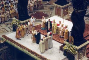 У Львові відкрили виставку, присвячену 100-річчю від дня народження Івана Павла ІІ