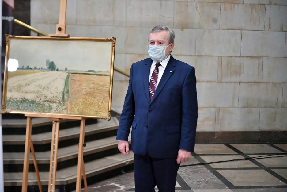 Національний музей повернув до своєї колекції черговий шедевр