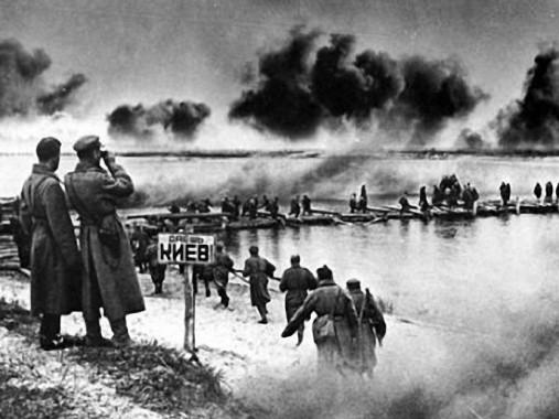 Цього дня, 77 років тому, Київ було визволено від фашистських загарбників