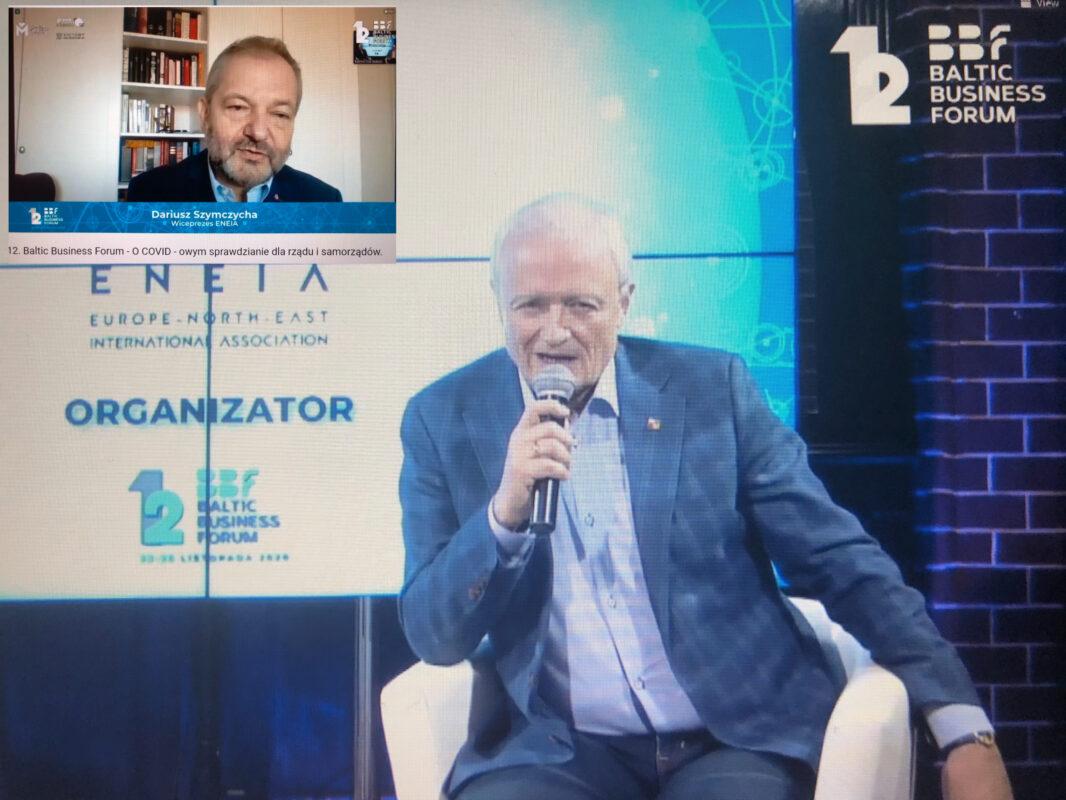 Балтійський бізнес-форум 2020: Адріатичне, Балтійське та Чорне море – виклики сьогодення