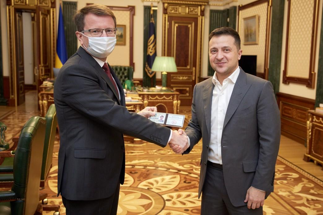 Главой Закарпатской ОГА назначен Анатолий Полосков – указ Президента