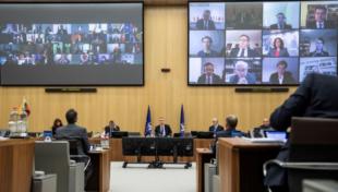 НАТО обговорює відносини з Україною