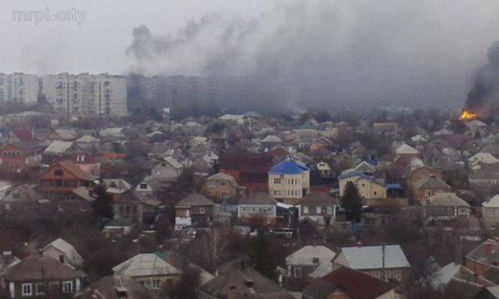 С какой стороны стреляли по Мариуполю 24.01.2015! Объективно и без истерик