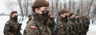Польща ввела окремий вид служби і нові спеціальності для військ територіальної оборони