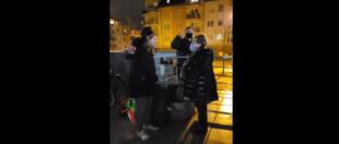 В Польщі працедавиця вигнала заробітчан на вулицю і не заплатила. За українців заступилася полька [+ВІДЕО]