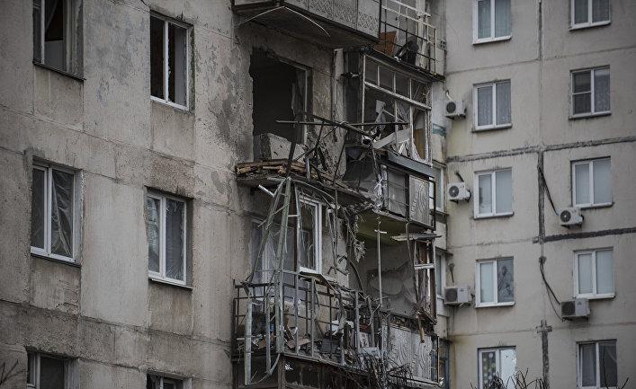 Продолжаем развенчивать мифы об обстреле Мариуполя 24.01.2015!