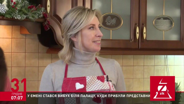 Новорічне інтерв'ю телеканалу ZIK