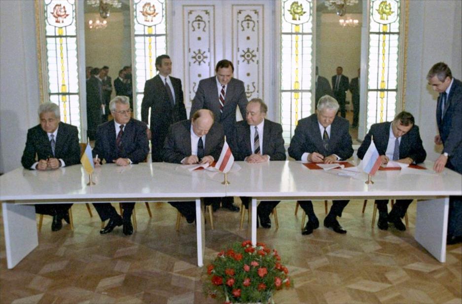У 2021 році 30-ті роковини розпаду Радянського Союзу