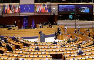 ЄП закликає посилити санкції проти РФ і зупинити будову Nord Stream 2