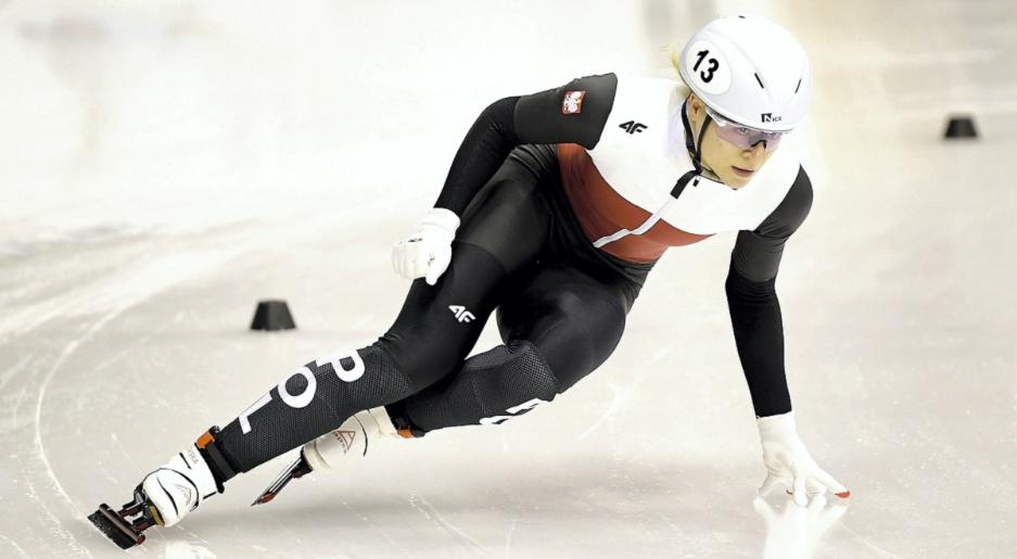 Польская конькобежка завоевала серебро на Чемпионате Европы по шорт-треку