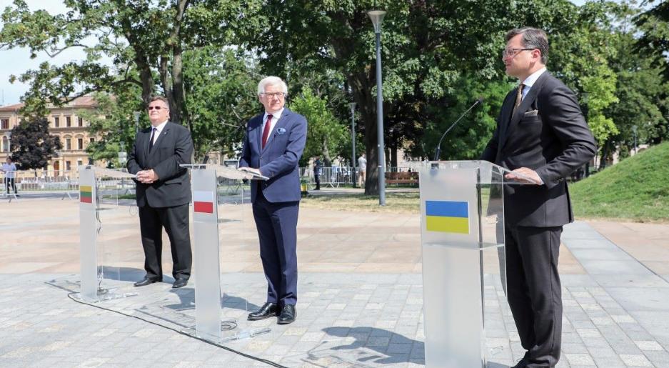 Голова МЗС Польщі візьме участь у зустрічі Люблінського трикутника