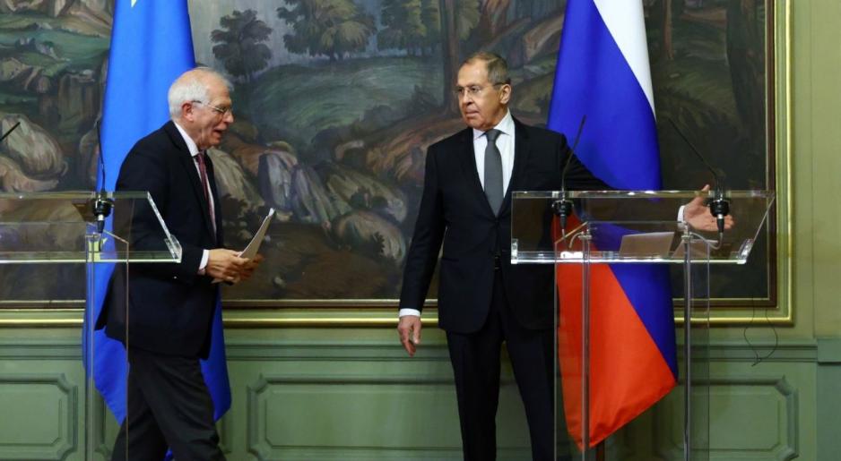 Понад 70 євродепутатів закликали до відставки Борреля через його візит до РФ