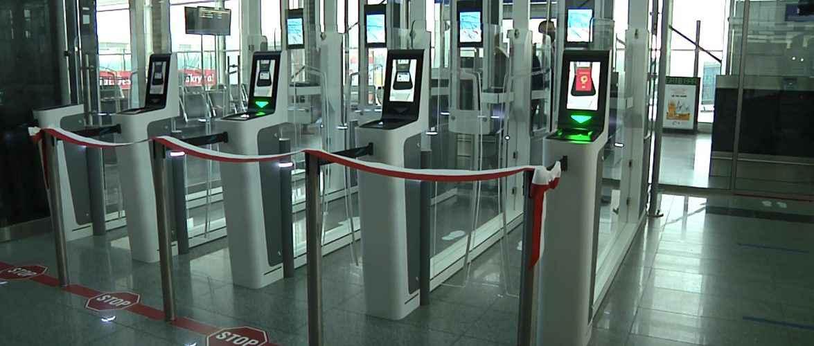 У аеропорті Вроцлава встановили пристрої автоматичного прикордонного контролю