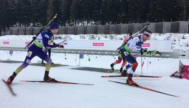 Прима виграв «золото» у гонці переслідування чемпіонату Європи з біатлону