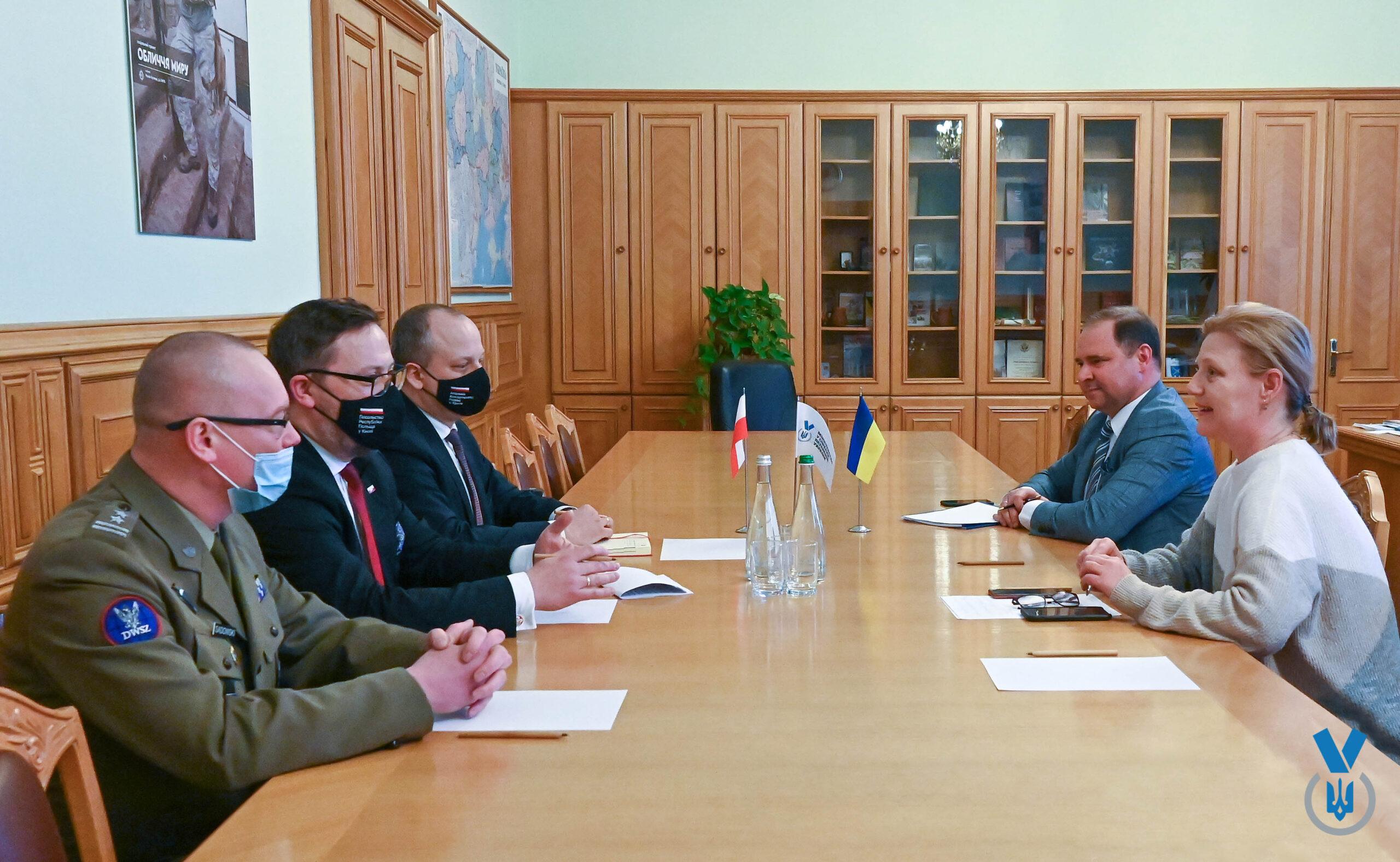 Юлія Лапутіна: «Розвиток ветеранської дипломатії посилить підтримку України світовою спільнотою»