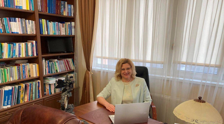Про Всеукраїнську онлайн-нараду