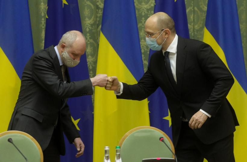 Прем'єр-міністр: «Промисловий безвіз» та приєднання до ENTSO-E — конкретні кроки для подальшої євроінтеграції України