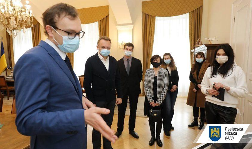 Для будівництва школи мистецтв на Личаківській будуть залучати міжнародних інвесторів