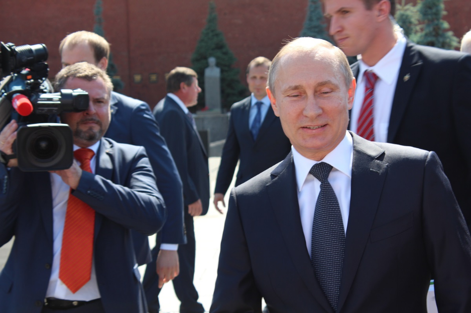 Володимир Путін заявив, що «Росія не покине Донбас»