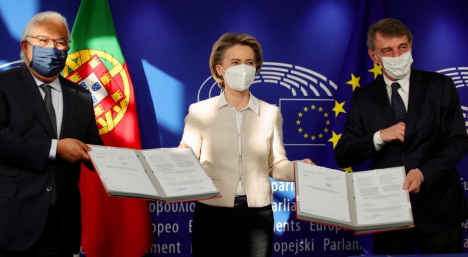 Przepisy ws. Funduszu Odbudowy przyjęte przez unijne kraje. Polska jednym z największych beneficjentów
