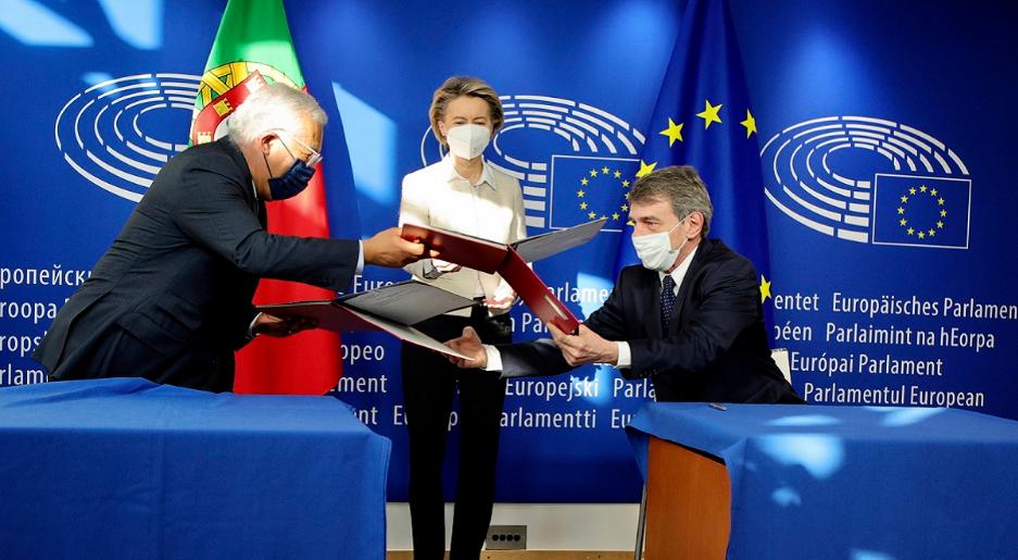 Страны ЕС приняли бюджет Фонда восстановления. Польша – один из крупнейших бенефициаров