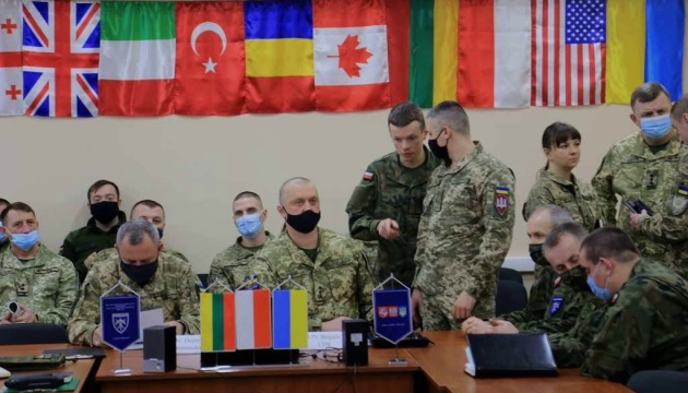 На Львівщині почали підготовку до міжнародних військових навчань «Три мечі – 2021»