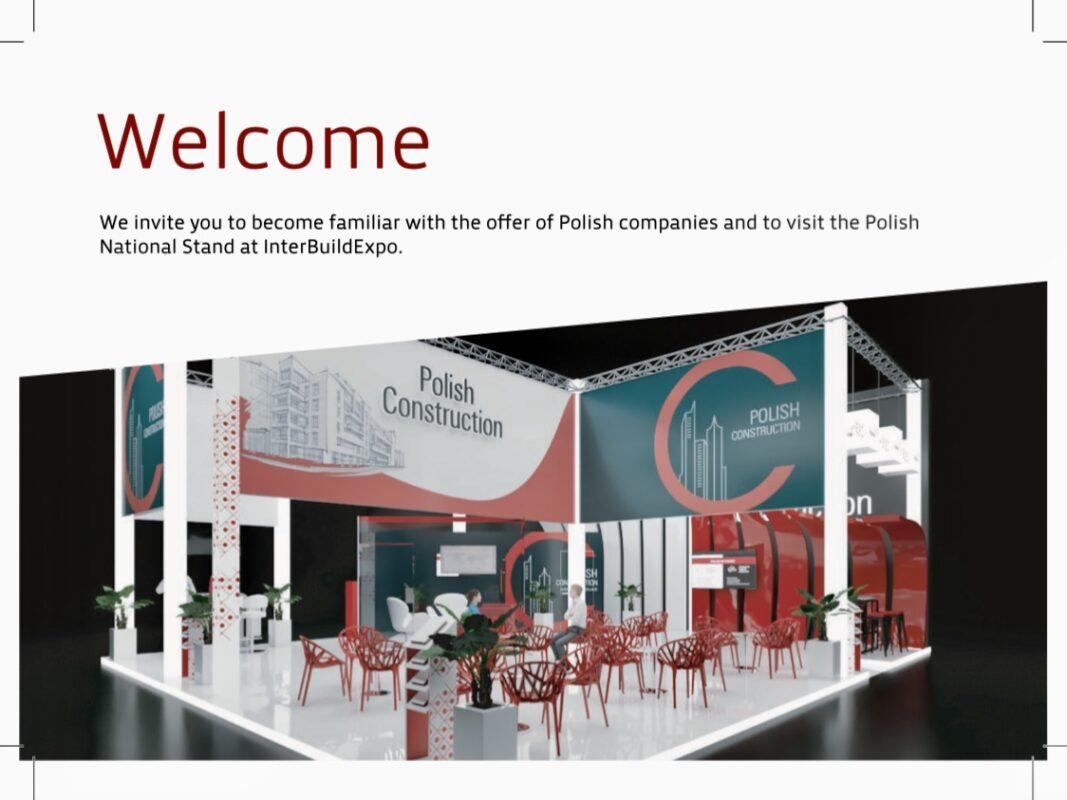 Польський стенд на виставці InterBuildExpo 2021: пропозиція польських компаній на будівельній виставці в Києві