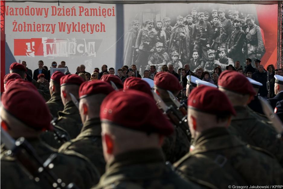 Анджей Дуда: Прокляті солдати – найвірніші із вірних синів Польщі