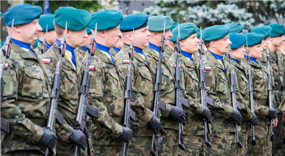 На місію до Іраку вирушає 10 зміна польського військового контингенту