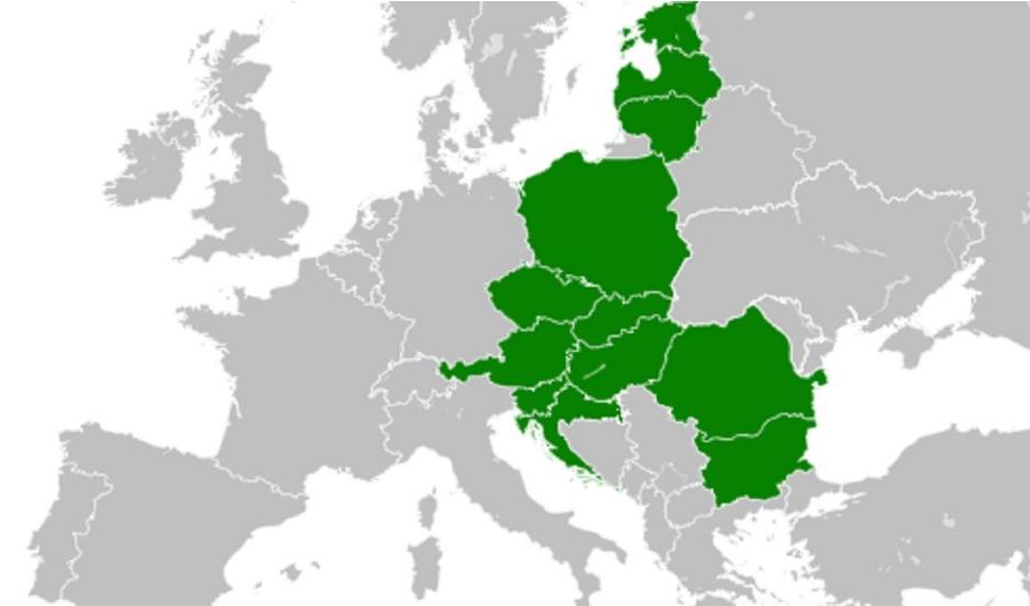 Тримор'я та Україна