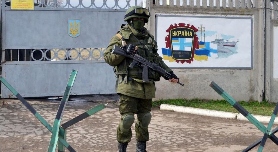 7 років окупації Росією Криму