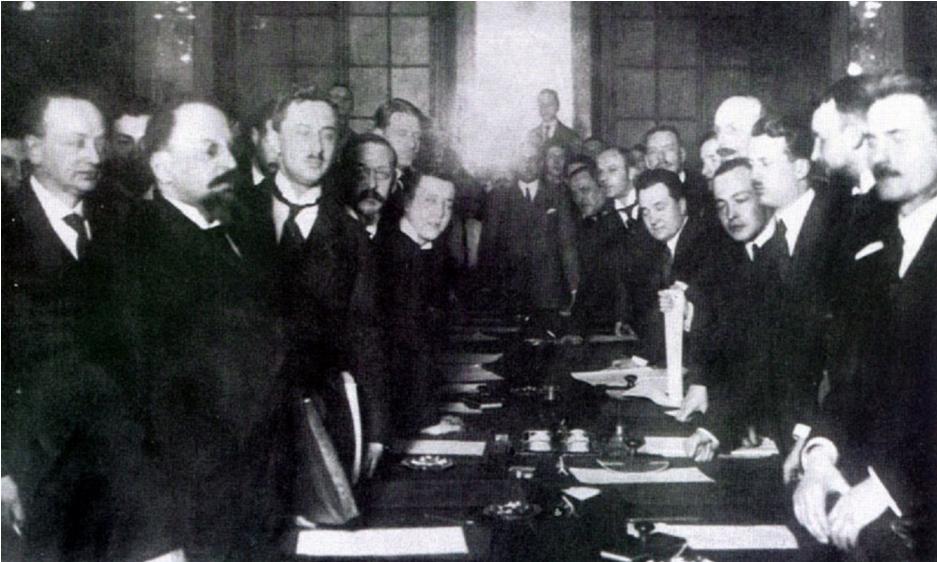 Історик: Ризький мир не вирішував жодної з геополітичних проблем Польщі і був нічиєю на користь більшовиків