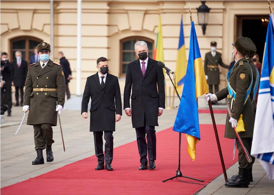 Президент Литви закликає Україну не купувати білоруську електроенергію