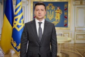 Address by the President of Ukraine on the security situation in the country