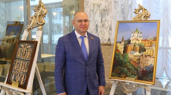 """""""Слуга народа"""" будет требовать объяснений от своего нардепа из-за визита к Лукашенко"""