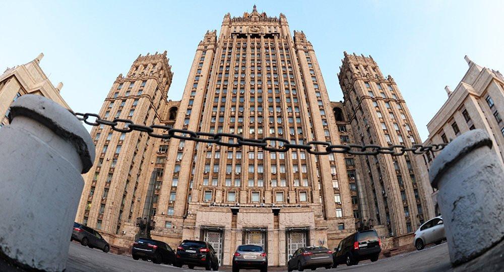 """У МЗС РФ заявили, що висилка російського дипломата з України """"не симетрична дія"""" і пообіцяли відповісти"""