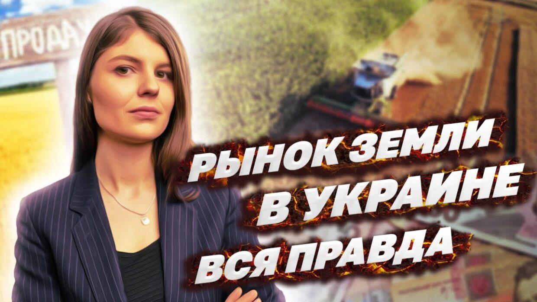 Вся Правда: Закон О Рынке Земли В Украине. Земельная Реформа